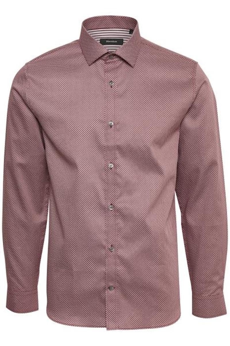 Matinique Skjorte - Trostol B1 – Claret